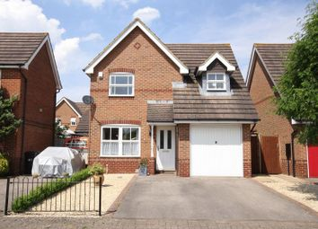 Thumbnail 3 bed detached house for sale in Robin Ride, Brackley