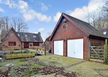 Thumbnail 3 bed detached house for sale in Ridge Lane, Meopham, Kent