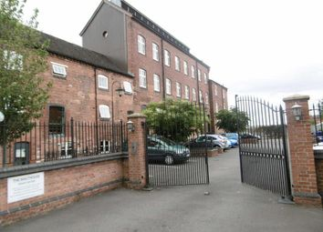 Thumbnail 1 bedroom flat for sale in Horninglow Street, Burton-On-Trent