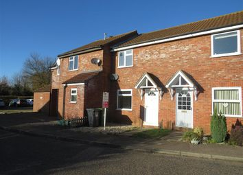 Thumbnail 2 bedroom terraced house for sale in Eckersley Drive, Fakenham