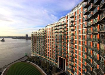 Thumbnail 1 bedroom flat to rent in Fairmont Avenue, Canary Wharf