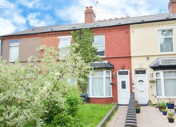 Thumbnail 2 bed terraced house for sale in Bellevue Avenue, Edgbaston, Birmingham