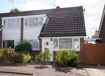 Thumbnail 2 bed semi-detached house for sale in Walk House Close, Cranfield, Bedford