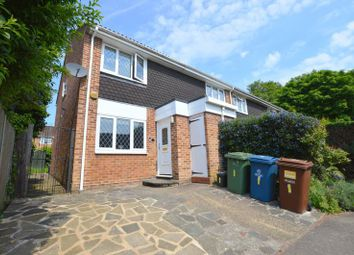Thumbnail 2 bed end terrace house for sale in Gable Close, Pinner