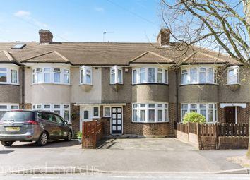 Thumbnail 3 bed terraced house for sale in St. Philips Avenue, Worcester Park