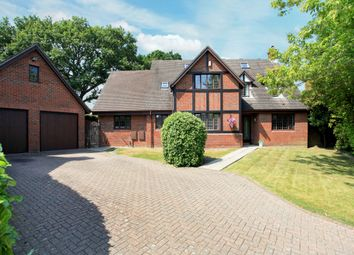 Thumbnail 5 bed detached house to rent in Brooklynn Close, Waltham Chase, Southampton