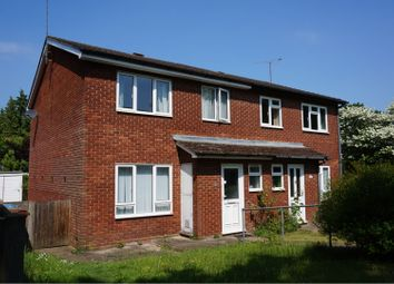 Thumbnail 3 bed semi-detached house for sale in Pinefields Close, Crowthorne