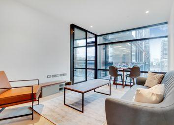 Thumbnail 1 bed flat to rent in Principal, Worship Street, London