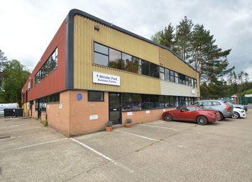 Thumbnail Office to let in Unit 7 Minster Park, Wimborne