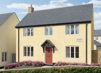 Thumbnail 3 bed detached house for sale in Hames Way, Chagford
