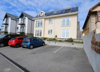 Thumbnail 1 bedroom flat for sale in Edgcumbe Gardens, Newquay