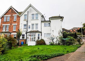 Thumbnail 2 bed flat for sale in Lewes Road, Eastbourne