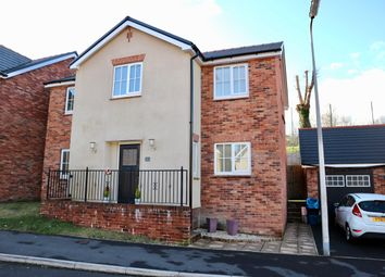 Thumbnail 4 bed detached house for sale in Parc Brychan, Penydarren, Merthyr Tydfil