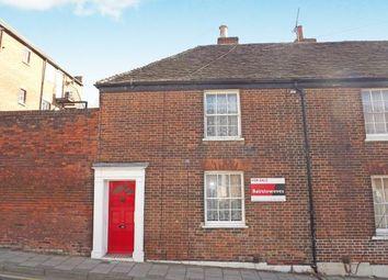 Thumbnail 2 bed end terrace house for sale in High Street, Milton Regis, Sittingbourne, Kent