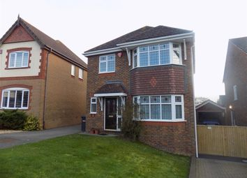 Thumbnail 4 bedroom property to rent in Beaulieu Drive, Stone Cross, Pevensey