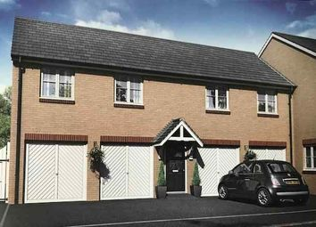 Thumbnail 2 bedroom detached house for sale in Main Road, Barleythorpe, Oakham