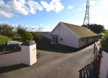 Thumbnail 4 bed detached bungalow for sale in Alltycnap Road, Johnstown, Carmarthen