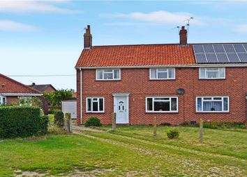 Thumbnail 3 bed semi-detached house for sale in Queensway, Earsham