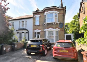 Thumbnail 3 bed flat for sale in Hainault Road, Leytonstone, London