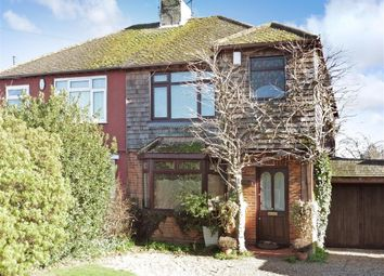 Thumbnail 3 bed semi-detached house for sale in Teapot Lane, Aylesford, Kent