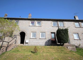 Thumbnail 3 bed terraced house for sale in Deevale Terrace, Aberdeen