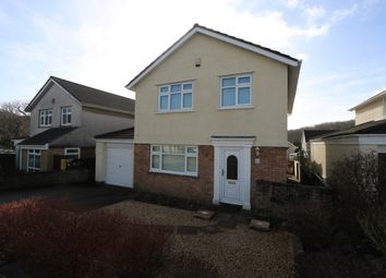Thumbnail 3 bed detached house for sale in Nant Talwg Way, Barry