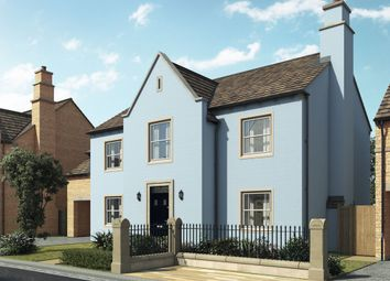 Thumbnail 5 bed detached house for sale in Kettering Rd, Stamford