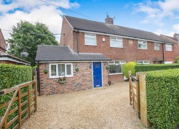 Thumbnail 3 bedroom semi-detached house for sale in Pickmere Lane, Pickmere, Cheshire, .