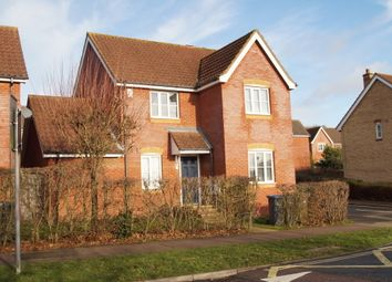 Thumbnail 4 bed detached house for sale in Brook Farm Road, Saxmundham