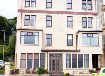 Thumbnail 2 bed flat for sale in 8, West Park, 25, Argyle Street, Rothesay, Isle Of Bute