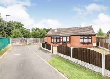 Thumbnail 2 bedroom detached bungalow for sale in Alamein Road, Willenhall
