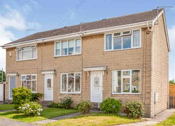 Thumbnail 2 bed end terrace house for sale in Clarence Street, Cleckheaton, West Yorkshire
