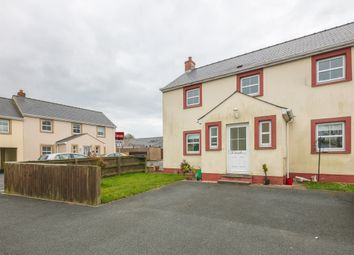 Thumbnail 3 bed semi-detached house for sale in Hall Court, Johnston, Haverfordwest