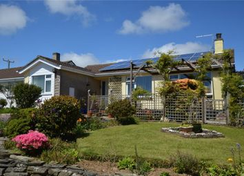 Thumbnail 3 bed detached bungalow for sale in Tower Park, Pelynt, Looe, Cornwall