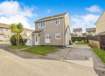 Thumbnail 3 bed detached house for sale in St Columb Minor, Newquay, Cornwall