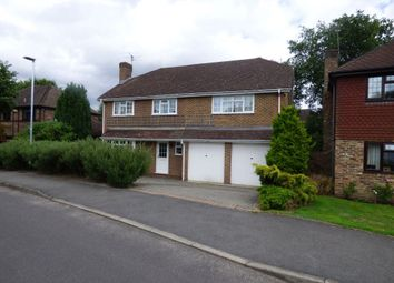 Thumbnail 5 bedroom property to rent in Waverley Way, Finchampstead, Wokingham