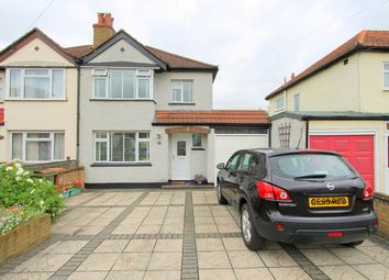 Thumbnail 3 bed semi-detached house for sale in Colburn Way, Sutton