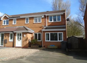 Thumbnail 3 bedroom semi-detached house for sale in Martin Close, Yardley, Birmingham