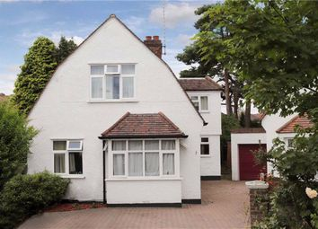 Thumbnail 5 bed detached bungalow for sale in Circle Gardens, Byfleet, Surrey