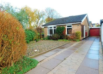 Thumbnail 2 bed detached bungalow for sale in Baywood Close, Stafford