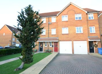 Thumbnail 3 bed terraced house to rent in Beech Close, Aldershot