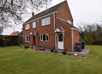 Thumbnail 4 bed detached house for sale in Back Lane, North Duffield, Selby