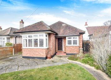Thumbnail 2 bed detached bungalow for sale in Cudas Close, Epsom