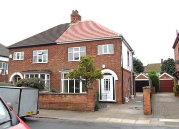 Thumbnail 3 bed semi-detached house to rent in Gloucester Avenue, Grimsby