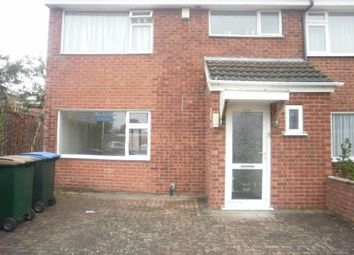 Thumbnail 3 bed end terrace house to rent in Dysart Close, Coventry