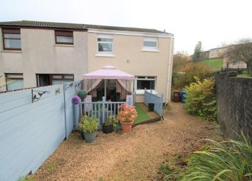 Thumbnail 3 bed end terrace house for sale in Muirdykes Avenue, Port Glasgow