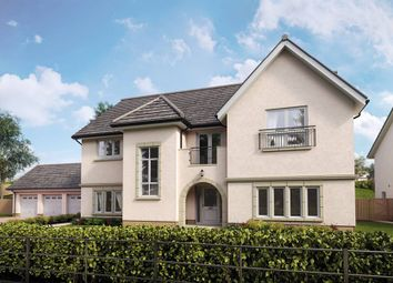 "Thumbnail 5 bedroom detached house for sale in ""The Stuart"" at Friars Way, Linlithgow"
