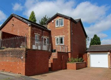 Thumbnail 4 bed detached house for sale in Nuttall Avenue, Whitefield, Manchester