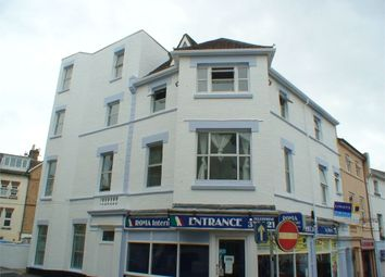 Thumbnail 1 bedroom flat to rent in Purbeck Road, West Cliff, Bournemouth, Dorset, United Kingdom