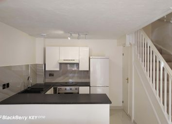 Thumbnail 1 bed terraced house to rent in Eagle Drive, Colindale, London
